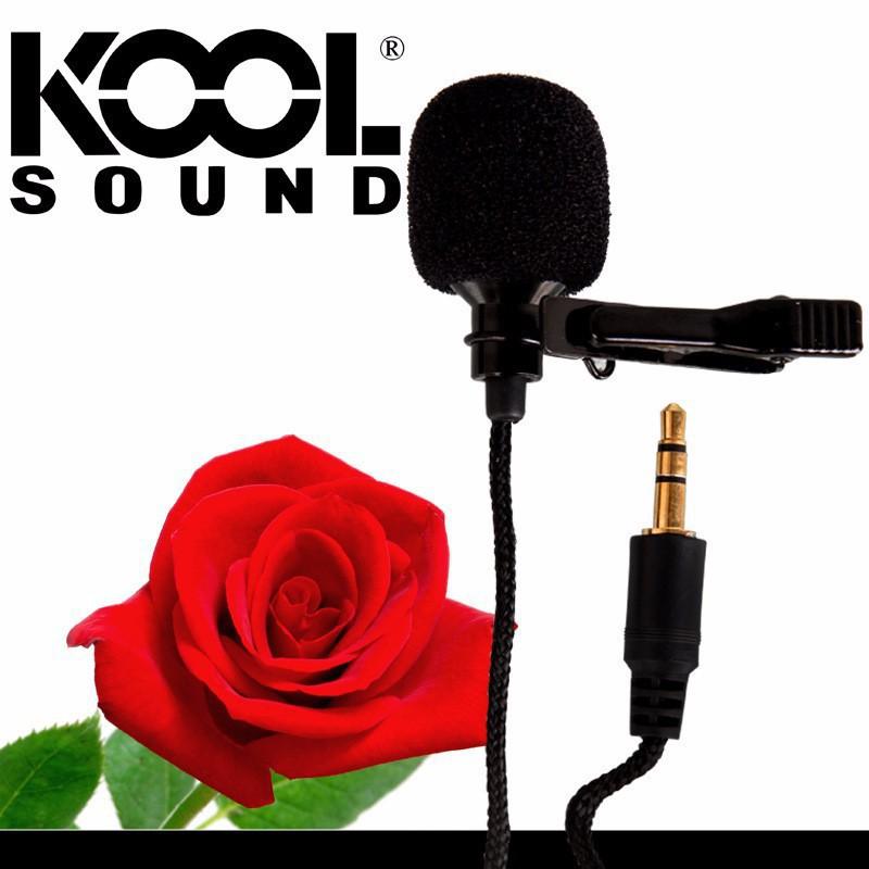 Micro cài áo Kool Sound Lavalier