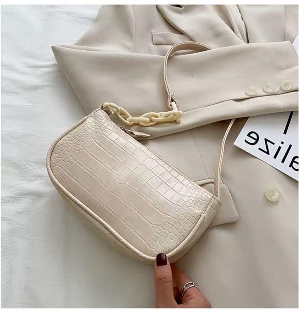 Túi xách kẹp nách đeo chéo nữ đẹp GLIZE DC33