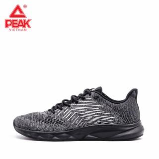 Giày chạy bộ Nam PEAK Cushion Running E01267H thumbnail
