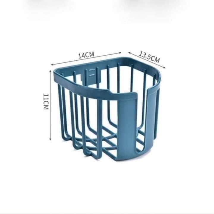 Giỏ nhựa đựng giấy vệ sinh ( GIAO MÀU NGẪU NHIÊN) TS253