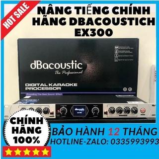 Nâng tiếng chính hãng Dbacoustic Ex300, nâng tiếng ex 300.( tặng 2 dây canon kết nối) thumbnail