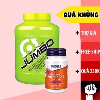 Whey Sữa Tăng Cân Tăng Cơ Scitec Jumbo 2.86kg - Chính Hãng - Muscle Fitness thumbnail