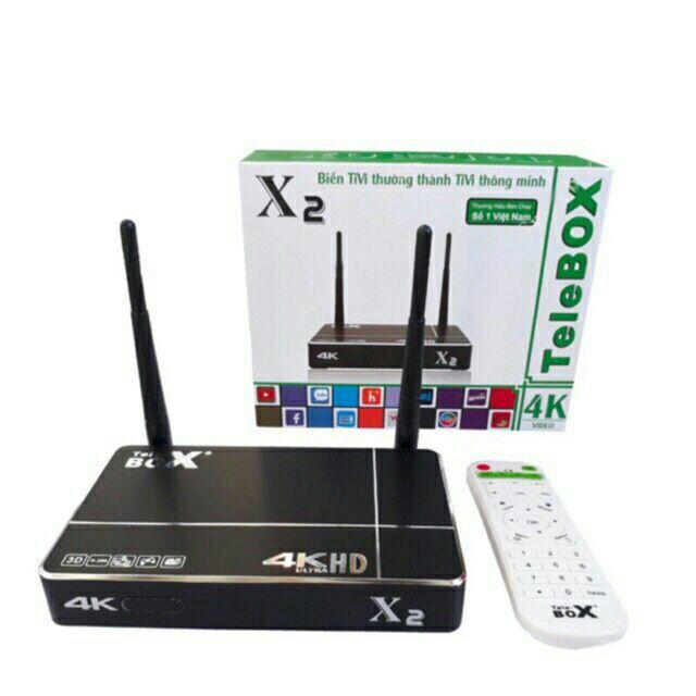 Android Tivi Telebox x2 4k chính hãng - 9988939 , 537096643 , 322_537096643 , 557000 , Android-Tivi-Telebox-x2-4k-chinh-hang-322_537096643 , shopee.vn , Android Tivi Telebox x2 4k chính hãng