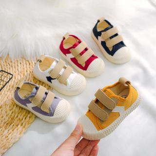 Giày Vải Canvas Thời Trang Xinh Xắn Cho Bé