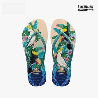 HAVAIANAS - Dép nữ Slim Tropical 4122111-7907 thumbnail