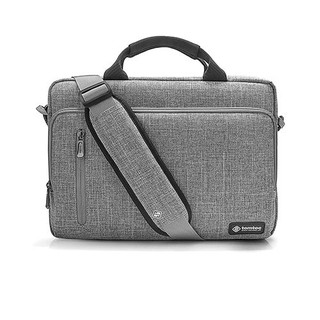 TÚI XÁCH TOMTOC (USA) BRIEFCASE FOR ULTRABOOK 15 GRAY thumbnail