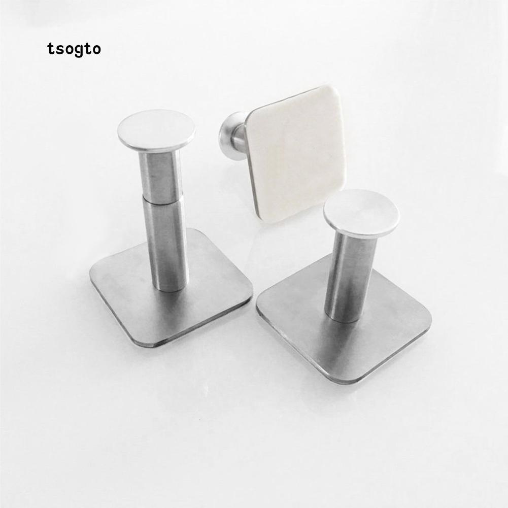 Giá treo tai nghe gắn tường tiện dụng có miếng dán và phụ kiện
