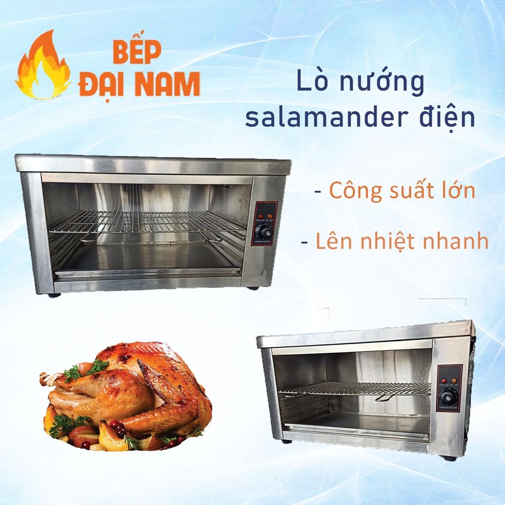 Lò nướng thịt bằng điện, lò nướng salamander