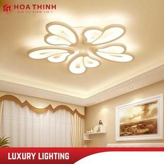 (Bảo hành 2 năm) Đèn LED Ốp Trần Trang Trí Phòng Khách Hiện Đại – Đèn trần trang trí phòng khách,phòng ngủ 3 chế độ Sasa