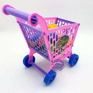 Xe đẩy siêu thị mini cho bé