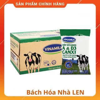 Sữa tươi Vinamilk Thùng 48 bịchx 220ml – Bách Hoá Len