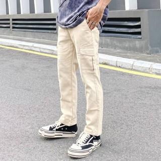 Quần kaki túi hộp nam nữ Q3311 by COCCACH thumbnail