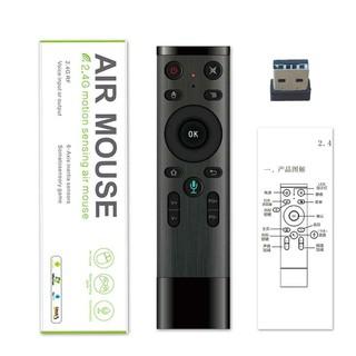 Điều khiển không dây Q5 2.4GHz điều khiển từ xa bằng giọng nói cho Android box