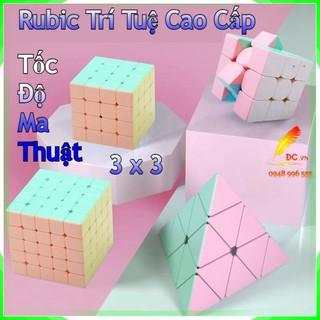 Rubik Biến Thể Tốc Độ Ma Thuật 3x3 - Quà Tặng Rubic Đồ Chơi Trí Tuệ Cao Cấp - Sáng Tạo - Bh 1 Đổi 1 thumbnail