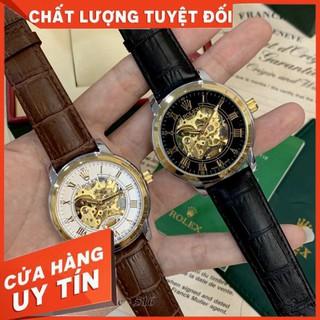 (Thẻ bảo hành 12 tháng) Đồng hồ nam Rolex - fullbox - bảo hành 12 tháng (Rolex.automatic)