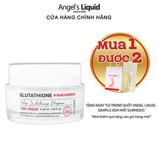 Kem dưỡng truyền trắng mờ nám Angel Liquid Glutathione Plus Niacinamide 700 V Cream 50ml thumbnail