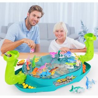 [XẢ KHO] Đồ chơi thông minh, cuộc chiến khủng long DINO [HOT SALE] Tặng kèm Slime tinh quái