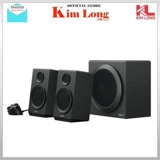 Loa vi tínhLogitech Z333 Âm thanh 2.1 - Bảo hành 12 tháng - Hàng chính hãng
