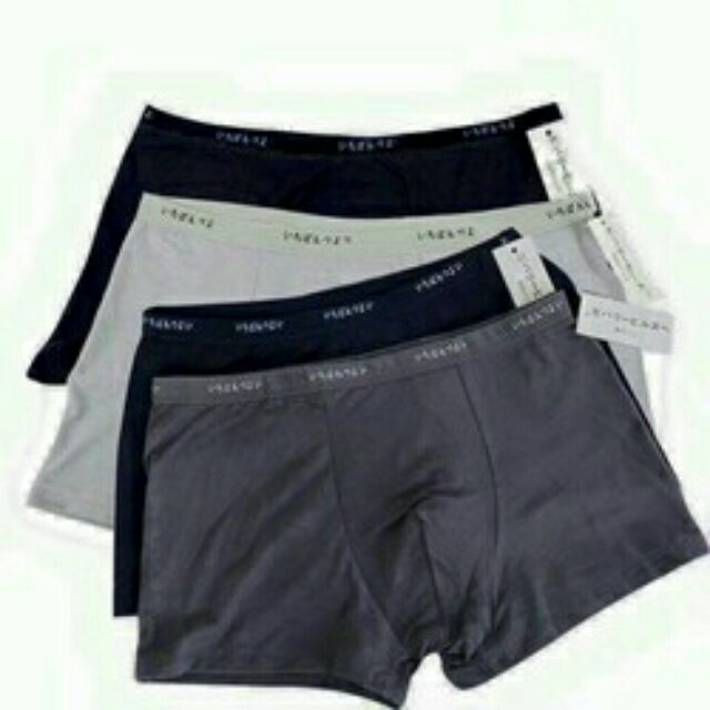 Combo 4 quần lót đùi nam xuất nhật - hàng loại 1