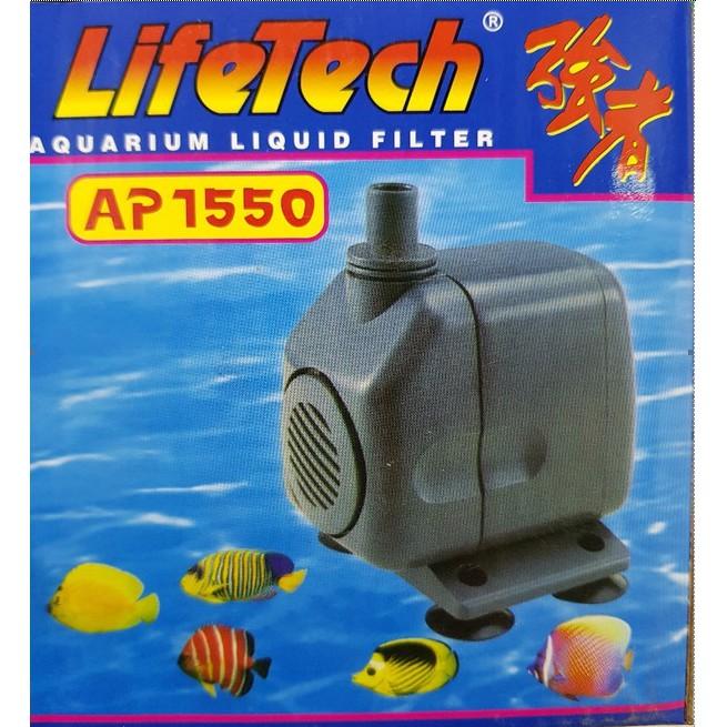 MÁY BƠM BỂ CÁ LifeTech AP1550 220V 18W (Chế quạt điều hòa, Quạt hơi nước) - 3072348 , 1318170355 , 322_1318170355 , 150000 , MAY-BOM-BE-CA-LifeTech-AP1550-220V-18W-Che-quat-dieu-hoa-Quat-hoi-nuoc-322_1318170355 , shopee.vn , MÁY BƠM BỂ CÁ LifeTech AP1550 220V 18W (Chế quạt điều hòa, Quạt hơi nước)