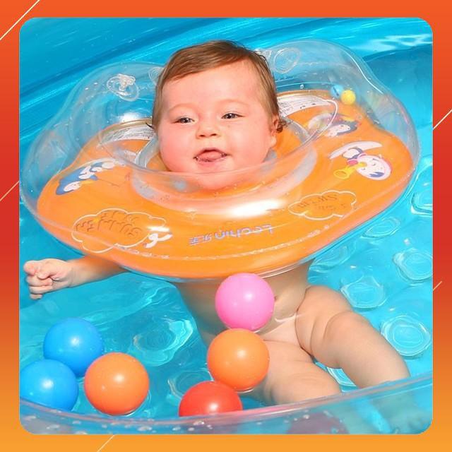 Phao bơi đỡ cổ chống lật cho bé LOẠI TỐT