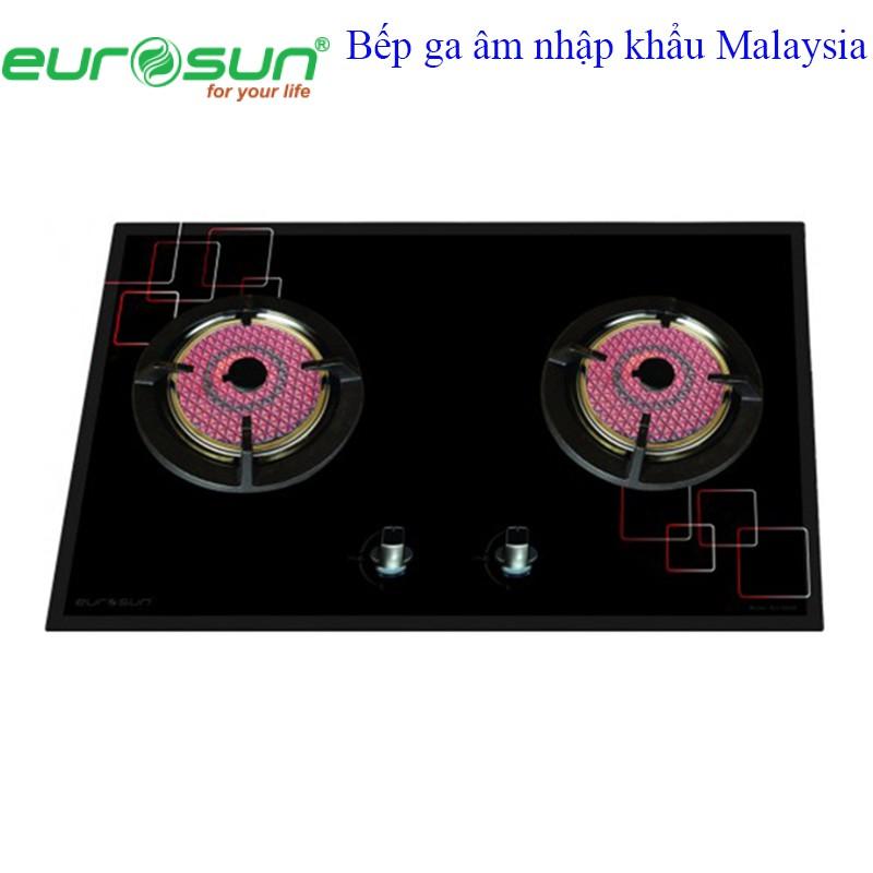 Bếp ga âm 2 lò EUROSUN EU - GN08 nhập khẩu Malaysia - 3497528 , 1253099429 , 322_1253099429 , 4027000 , Bep-ga-am-2-lo-EUROSUN-EU-GN08-nhap-khau-Malaysia-322_1253099429 , shopee.vn , Bếp ga âm 2 lò EUROSUN EU - GN08 nhập khẩu Malaysia