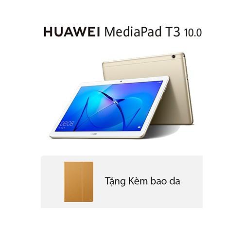 Máy tính bảng HUAWEI T3 10 GOLD CÓ GOOGLE(KÈM BAO DA)