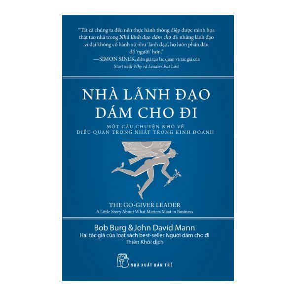 Sách - Nhà Lãnh Đạo Dám Cho Đi - 8934974158042 - NXB Trẻ