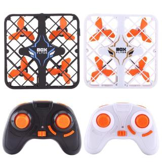1buycart 2 Colors 360°Mini RC Remote Quadcopter 2.4GHz 4CH 6-Axis Gyro Headless Drone