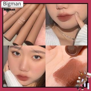 Big Portable Lip Gloss Matte Long Lasting Lipgloss Moisturizing Women Accessory