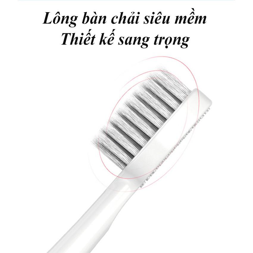 Bàn Chải Điện, Bàn Chải Đánh Răng Điện Tự Động Rung Thông Minh PAPAA.HOME