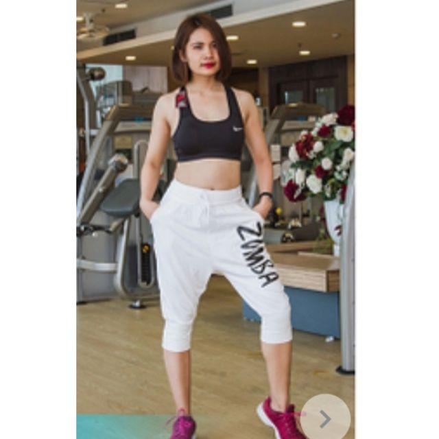 Quần thể thao nữ jogger zumba nữ ( đồ tập gym, yoga)