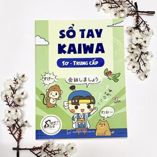 Sách - Sổ tay Kaiwa Sơ - Trung cấp I