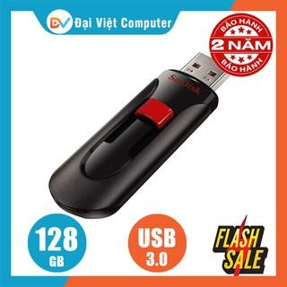 USB Sandisk Cruzer CZ600 128GB 64GB 32Gb 16GB USB 3.0