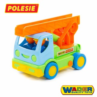 Xe cứu hỏa HaLi đồ chơi Polesie Toys