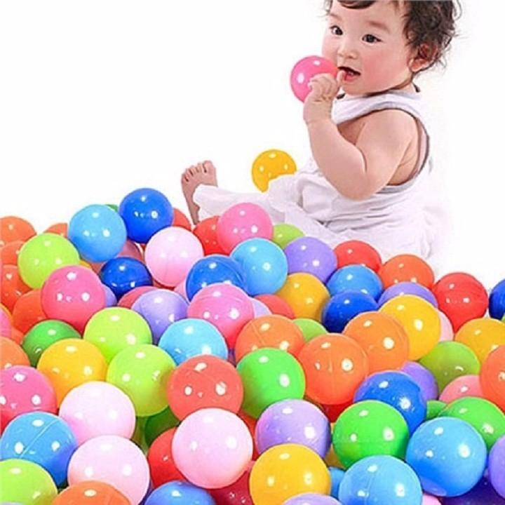 Set 200 quả bóng nhựa phi 7,cm cho bé - 2557286 , 1129219643 , 322_1129219643 , 220000 , Set-200-qua-bong-nhua-phi-7cm-cho-be-322_1129219643 , shopee.vn , Set 200 quả bóng nhựa phi 7,cm cho bé