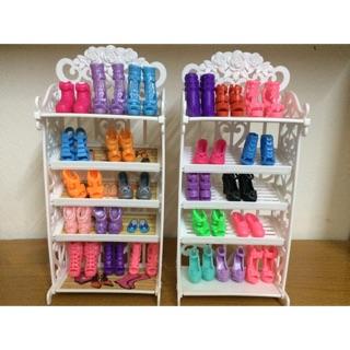 Kệ giày cho bup bê barbie, xinyi, licca, kexin…