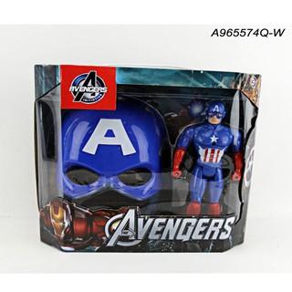 Bộ đồ chơi mặt nạ siêu anh hùng