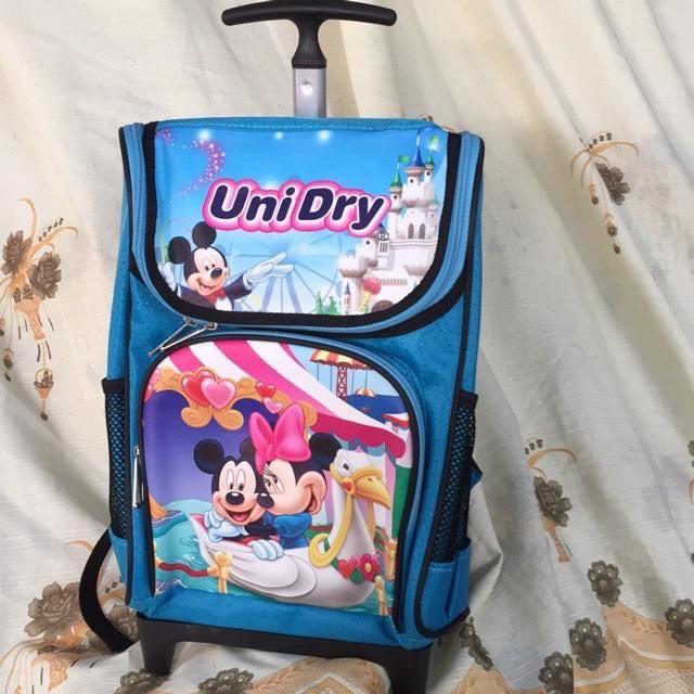 Balo kéo Unidry (quà tặng Unidry)
