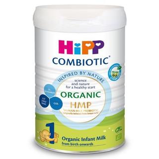 Sữa Hipp ORGANIC COMBIOTIC 1 800g (thu đai)