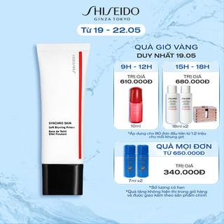 Kem lót trang điểm Shiseido Synchro Skin Soft Blurring Primer 30ml