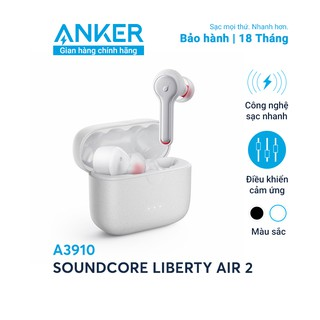 Tai nghe bluetooth SOUNDCORE Liberty Air 2 (by Anker) - A3910