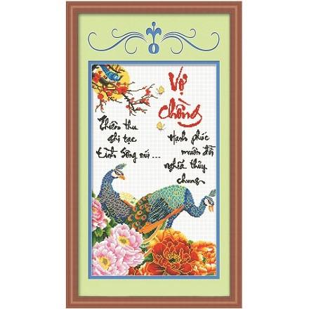 Tranh thêu chữ thập thêu kín Vợ Chồng Thiên Thu Ghi Tạc Tình Sông Núi, Hạnh Phúc Muôn Đời Nghĩa Thủy - 3073533 , 366661022 , 322_366661022 , 135000 , Tranh-theu-chu-thap-theu-kin-Vo-Chong-Thien-Thu-Ghi-Tac-Tinh-Song-Nui-Hanh-Phuc-Muon-Doi-Nghia-Thuy-322_366661022 , shopee.vn , Tranh thêu chữ thập thêu kín Vợ Chồng Thiên Thu Ghi Tạc Tình Sông Núi, Hạnh