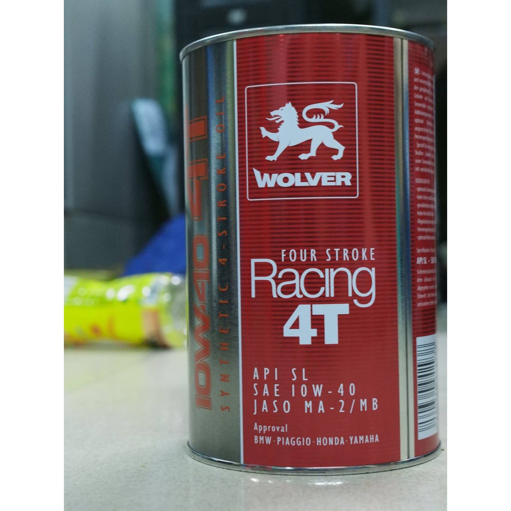 WOLVER RACING 4T