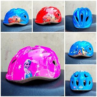<<BigSale>> Mũ Bảo Hiểm Xe Đạp Trẻ Em Free Size 4 - 9 Tuổi