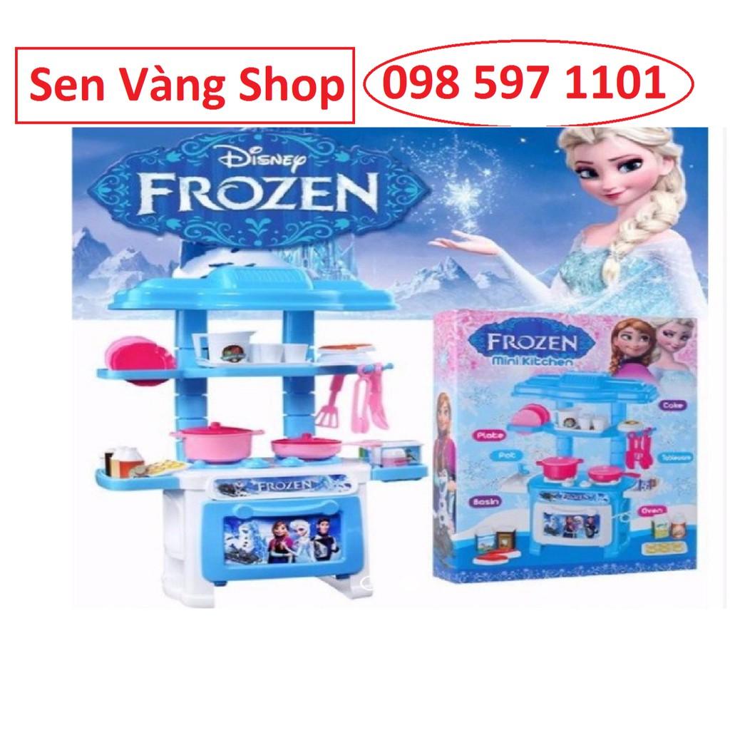 Bộ đồ chơi nhà bếp mini kitchen frozen - 3204430 , 560832471 , 322_560832471 , 99000 , Bo-do-choi-nha-bep-mini-kitchen-frozen-322_560832471 , shopee.vn , Bộ đồ chơi nhà bếp mini kitchen frozen