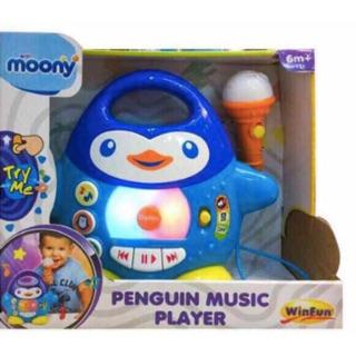 Đồ chơi chim cánh cụt biết hát
