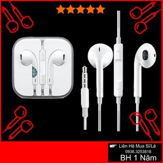 Tai nghe iphone 6s 6 chính hãng thích hợp ip6 ip6s 6splus 6plus bảo hành 1 năm freeship toàn quốc FS50K
