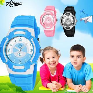 Đồng hồ đeo tay thời trang cho bé trai và gái thumbnail