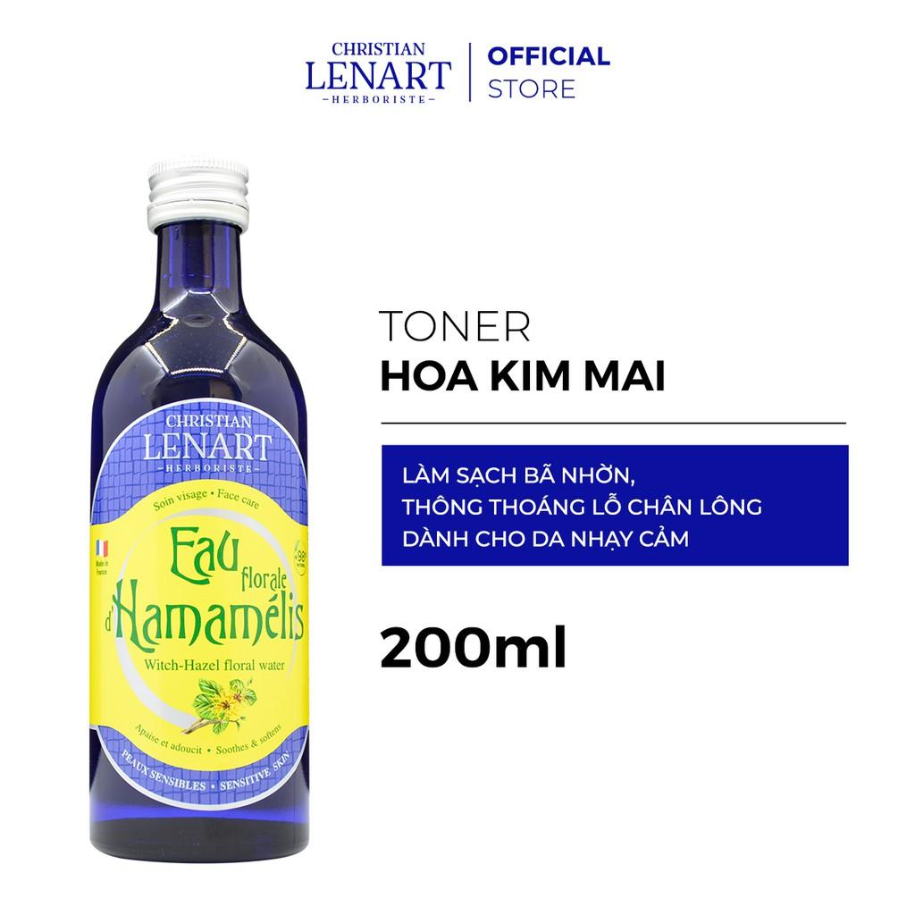 TONER HOA KIM MAI CHRISTIAN LENART EAU FLORALE D' HAMAMÉLIS 200ML